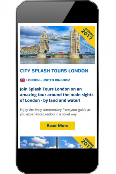 City Splash Tours