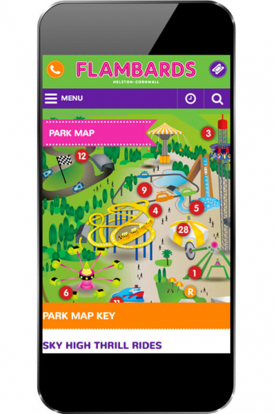 Flambards Theme Park